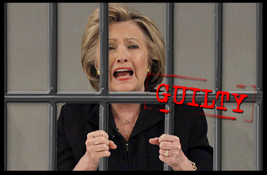 Yes, Hillary should be punished for her lies