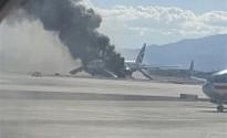 Aircraft Fire Las Vegas