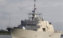 ONE-THIRD of all Navy brass caught in huge foreign bribery scandal