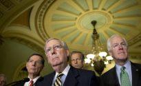 GOP senators plan to vote on health care this month