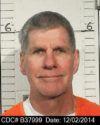 """FILE - This Dec. 2, 2014 file photo provided by the California Department of Corrections and Rehabilitation shows Charles """"Tex"""" Watson. California officials have denied parole for Watson, the self-described """"right-hand man"""" of murderous cult leader Charles Manson. The decision came Thursday, Oct. 27, 2016, at the 17th parole hearing for Watson and 47 years after he helped plan and participated in the slayings of pregnant actress Sharon Tate and six others in 1969. (California Department of Corrections and Rehabilitation via AP, File)"""