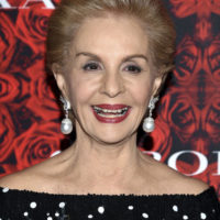Fashion designer Carolina Herrera attends the Lincoln Center Corporate Fund Gala honoring Carolina Herrera at Alice Tully Hall on Tuesday, Dec. 6, 2016, in New York. (Photo by Evan Agostini/Invision/AP)