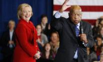 Rep. Lewis CAUGHT in Trump inauguration lie