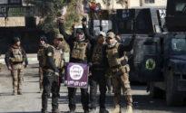 "Iraqi military takes ""full control"" of eastern Mosul"