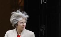 "Britain wants ""clean break"" from EU"
