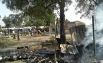 Over 100 dead after Nigerian air force bombs refugee camp