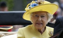 Report: Queen Elizabeth falls ill and skips royal event