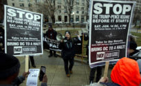 Four groups planning to protest Trump's Inauguration