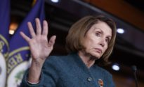 "Nancy Pelosi stabbed in the back by top Dem ""superstar"""