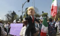 Outrage! Dems used tax dollars for Mexico anti-Trump protests