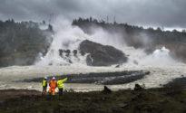 [Weather alert] More evacuations as rain SLAMS Northern California