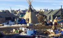 U.S. Army to shut down illegal pipeline protest camp