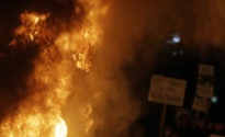 Violent anti-Trump protests costing taxpayers MILLIONS