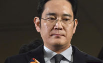 South Korea shocked by arrest of country's rich heir