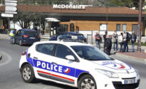 Four shot in France school shooting