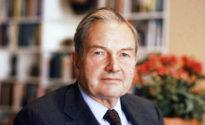 David Rockefeller dies at 101