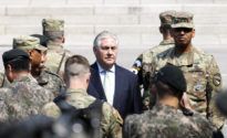 Tillerson: Military action against North Korea a possibility