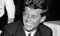 JFK's diary heading to auction for hundreds of thousands of dollars!
