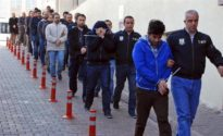 Turkey detains a shocking 1,000 suspected in coup
