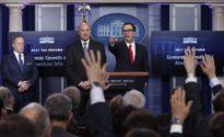 Treasury Secretary announces HUGE tax cuts