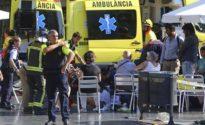13 dead, 50+ wounded as Islamic terror strikes Barcelona