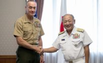 U.S. general pledges to defend Japan from North Korea