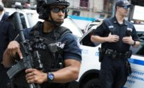 NYC police increase security in wake of Spanish terror