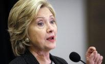 "Hillary Clinton condemns ""free speech"" [shocking video]"