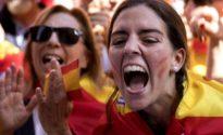 Spanish civil war brewing?
