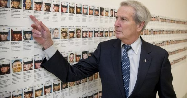 Congressman reaches out to families of fallen troops - The ...
