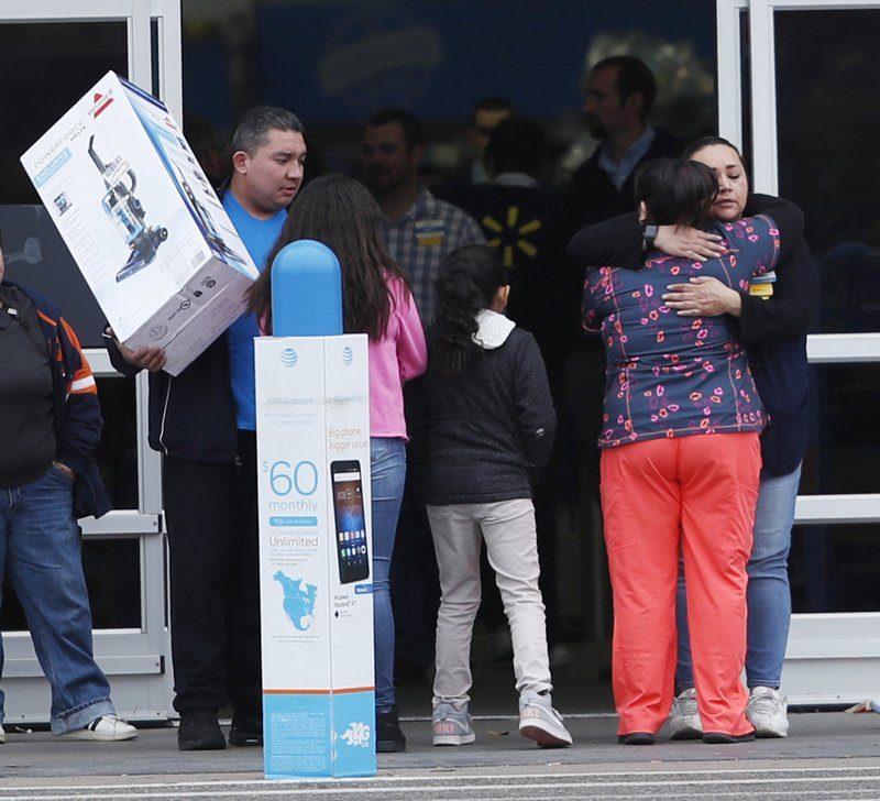 More Details Emerge On Wal-Mart Shooter's Motivation
