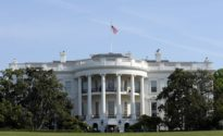 Man arrested for climbing White House barrier