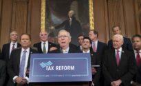 GOP leaders reach deal on tax overhaul (finally!)