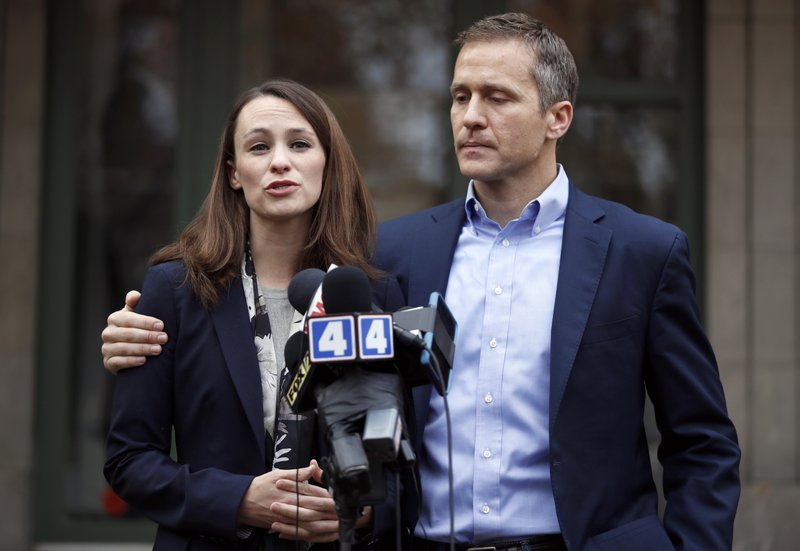 Missouri Gov. Eric Greitens Indicted On A Charge Of Felony