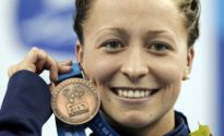 Olympic swimmer accuses coach of sexual abuse