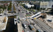 6 dead after bridge collapses onto Florida highway