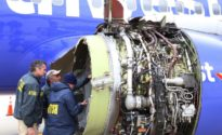 [Video] Terrifying footage from Southwest plane explosion