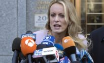Stormy Daniels releases strange drawing of man she says threatened her