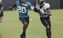 NFL players suspended for wild brawl at practice