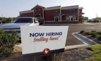 US adds over 200,000 new jobs (again!)