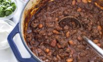 [Recipe] This ground beef chili has two secret ingredients