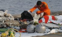 Airplane crashes into sea with 189 on board, survivors unlikely