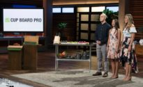 "Kids of 9/11 firefighter pitch his dream product to ""Shark Tank"""