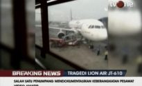 Chilling video shows moments before plane crashed with 189 on board