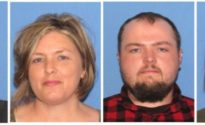 Authorities arrest family of 4 in the slayings of 8 people