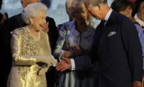 Prince Charles rings in his 70th birthday with a big celebration