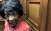 Maxine Waters gets weird when asked THIS question… (health meltdown!?)