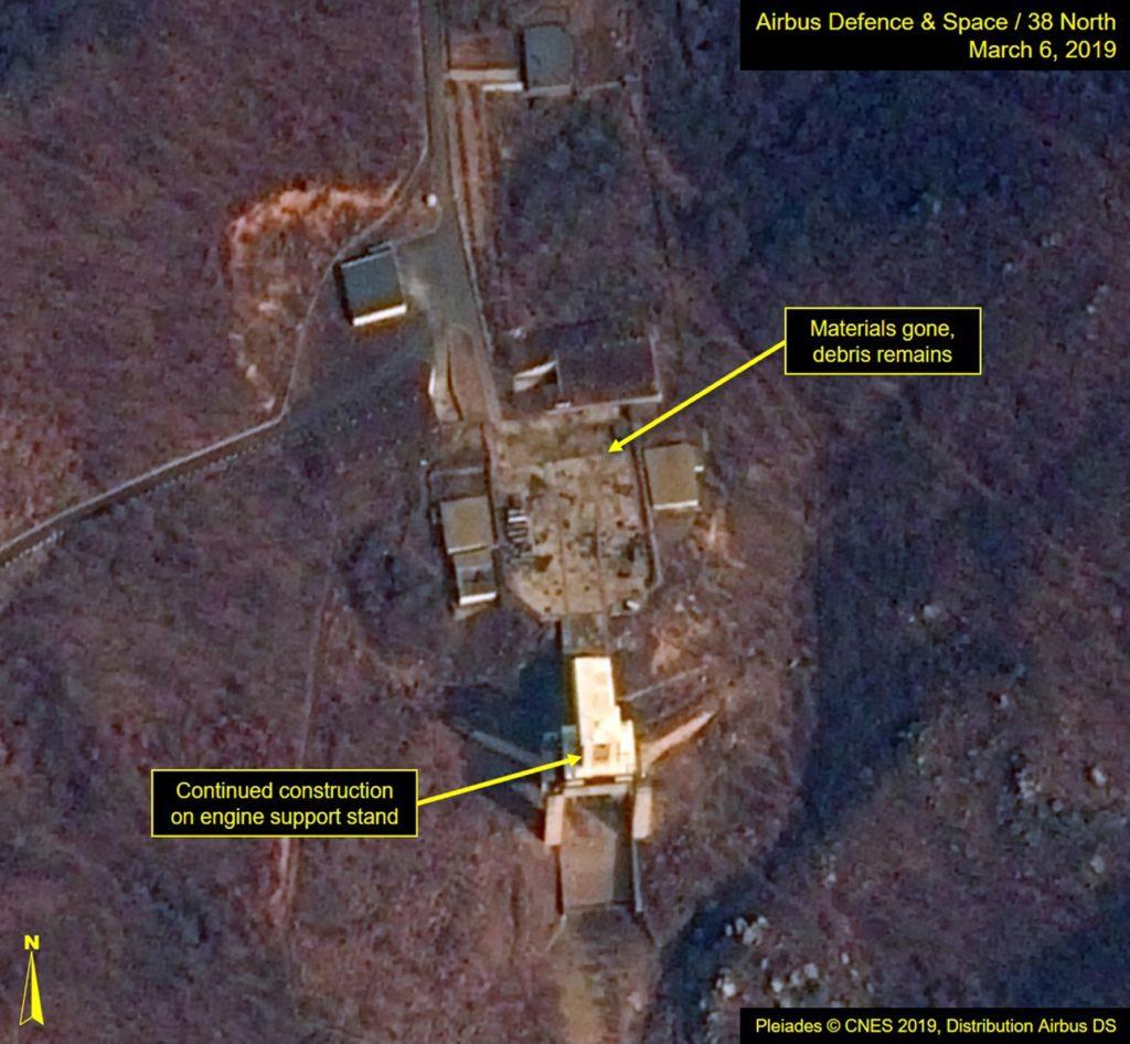 North Korea Latest News: Outrage! N. Korea Makes MAJOR Nuclear Move (rocket Site