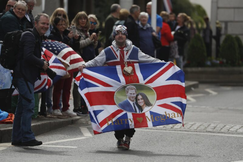Bookmaker The Oddsmakers Have Spoken Who S Taking The: Bookmakers Take Bets For Royal Baby's Name