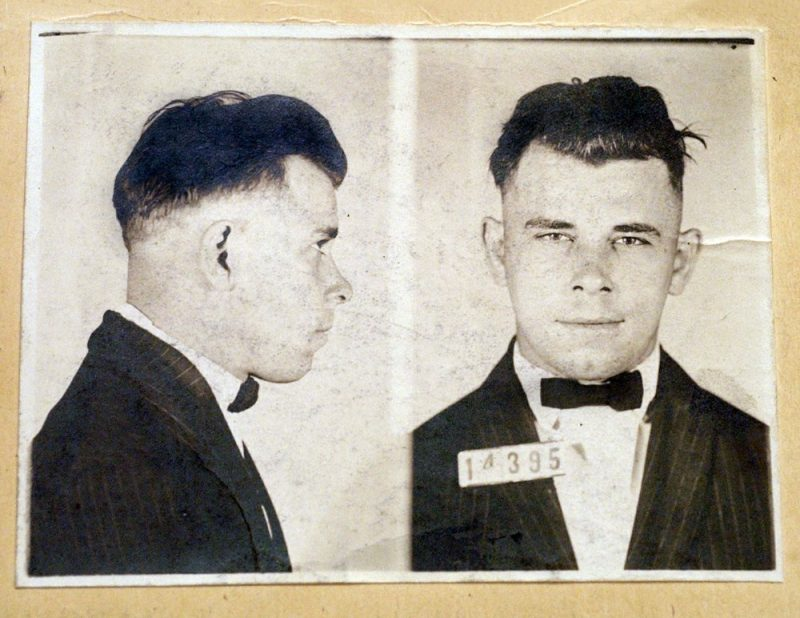 Secret BOMBSHELL reveals John Dillinger death hoax? - The Horn News